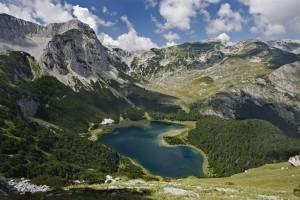 Bosna Hersek'te dağ bisikleti(1)