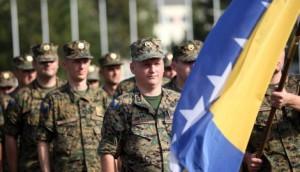 Bosnalı askerler
