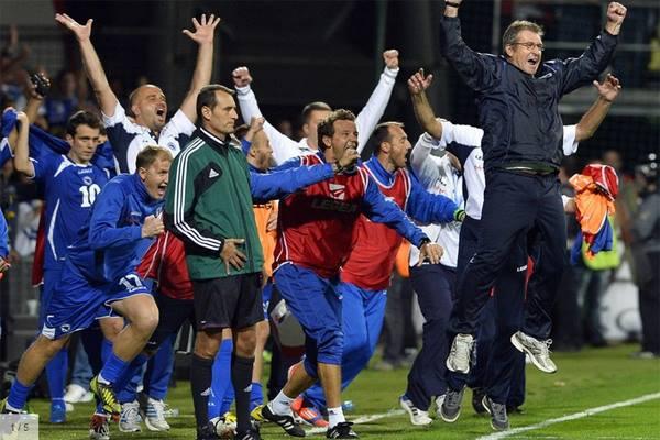 bosna hersek futbol