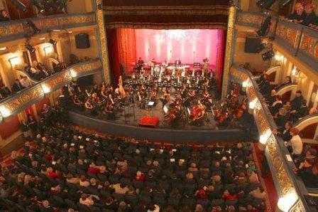 Cemal Reşit Rey Filarmoni Orkestrası ve Sarayborna Filarmoni Orkestrası