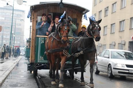 Avrupanin ilk tramvayi1
