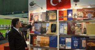 Bosna-Hersek'in baskenti Saraybosna'da bugun 27. uluslararasi kitap fuari basladi. Turkiye Cumhuriyeti Buyukelciligi Kultur ve Tanitma Musaviri Soner Sahin