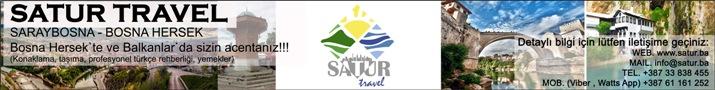 Satur Travel - Bosna Hersek'te ve Balkanlar'da sizin acentanız!
