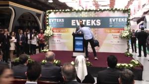 23. Istanbul Uluslararası Ev Tekstili Fuarı Açıldı - Tetsiad Başkanı Aydın