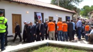 Başbakan Yardımcısı Kaynak Saraybosna'da- Bosna Savaşı Sırasında Sırplar Tarafından Yıkılan ve...